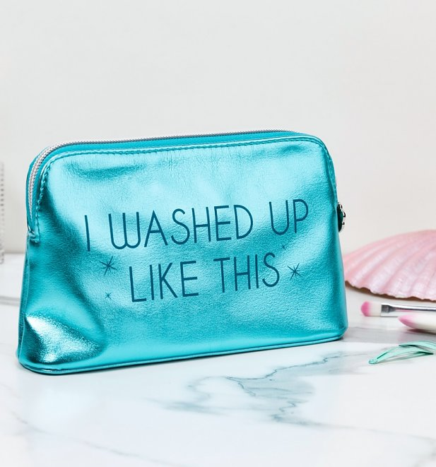 Disney The Little Mermaid Ariel Washed Up Like This Cosmetic Bag