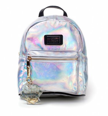 Disney The Little Mermaid Holographic Backpack