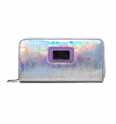 Disney The Little Mermaid Holographic Wallet