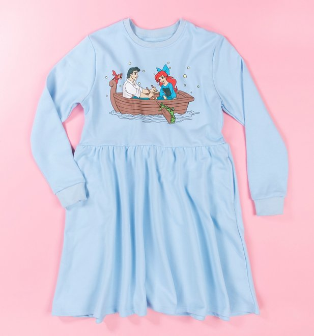 Disney The Little Mermaid Kiss The Girl Sweater Dress from Cakeworthy