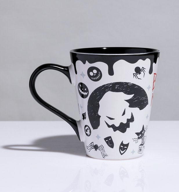 Disney The Nightmare Before Christmas Oogie Boogie Tapered Mug