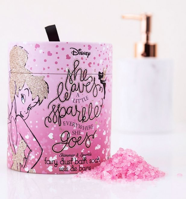 Disney Tinker Bell Sparkling Bath Soak from Mad Beauty