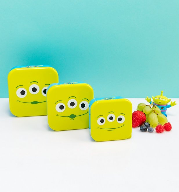 Disney Toy Story Alien Set Of Snack Boxes from Funko