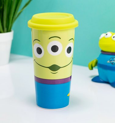 Disney Toy Story Alien Travel Mug With Lid from Funko