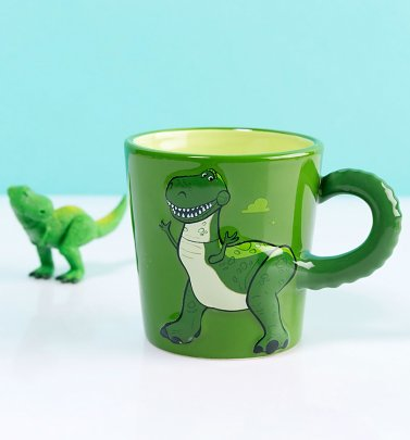 Disney Toy Story Rex Tail Mug