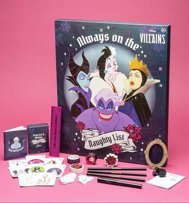 Disney Villains Advent Calendar