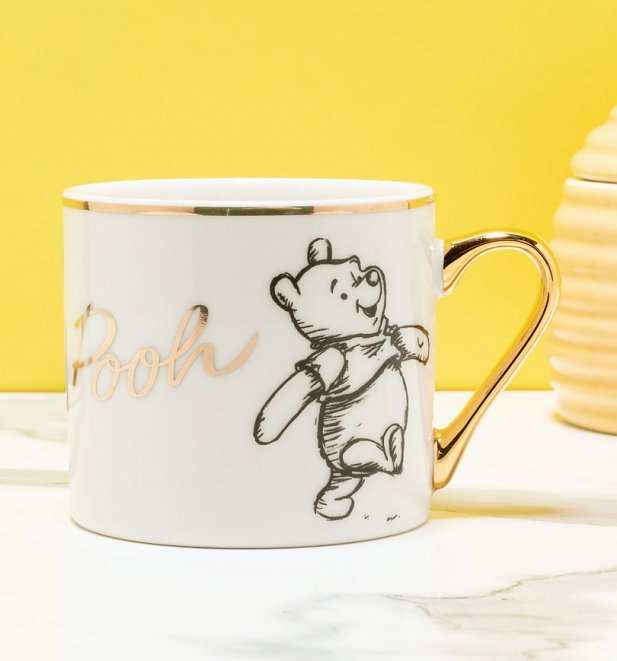 Disney Winnie The Pooh Collectable Bone China Mug