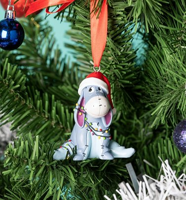Disney Winnie The Pooh Eeyore Hanging Decoration
