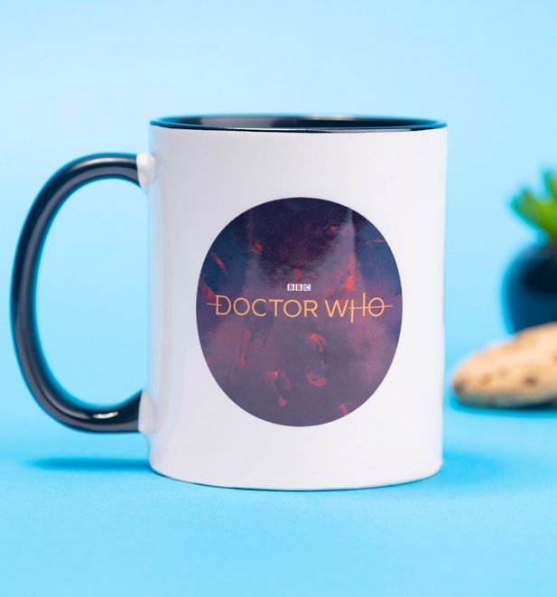 Doctor Who New Dawn Coloured Inside Mug