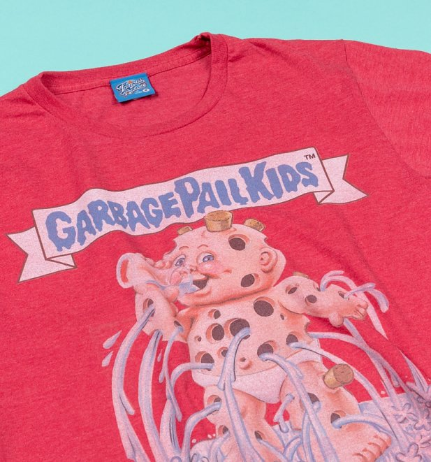 Drippy Dan Garbage Pail Kids T-Shirt