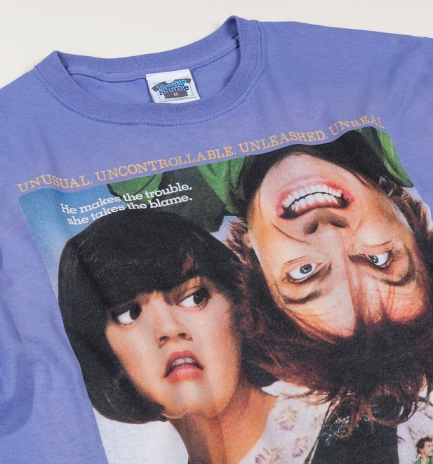 Drop Dead Fred Movie Poster Violet T-Shirt