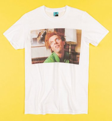 Drop Dead Fred Scene White T-Shirt