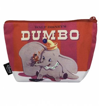 Dumbo Vintage Disney Wash Bag