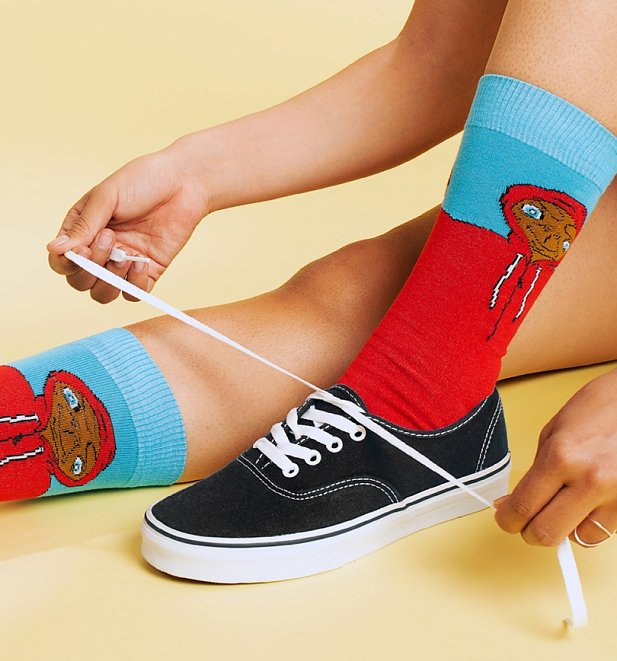 Organic E.T. Hoodie Socks from Dedicated