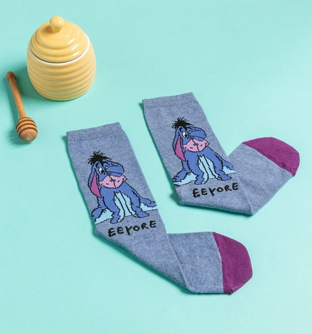Eeyore Disney Socks