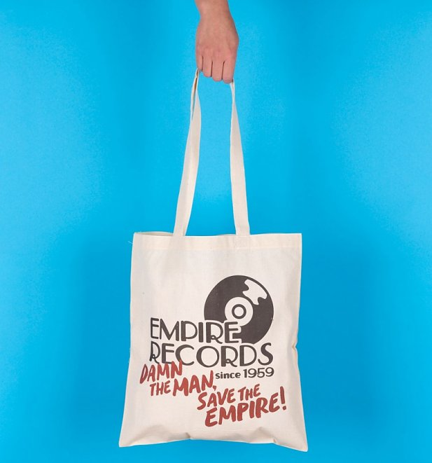86a8310b5a7 Empire Records Inspired Tote Bag