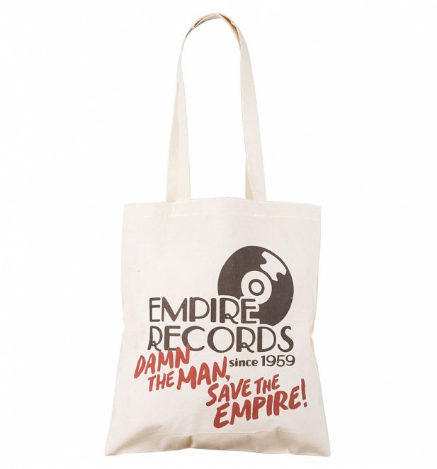 Empire Records Inspired Tote Bag