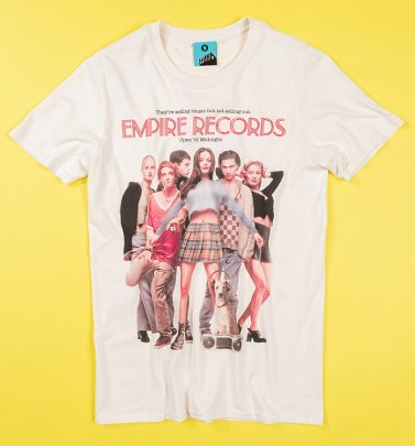 Empire Records Movie Poster Natural T-Shirt