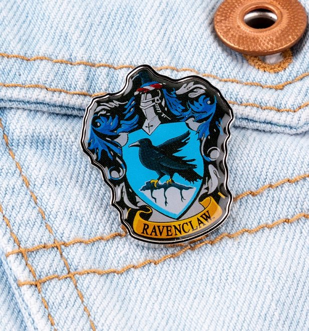 Enamel Harry Potter Ravenclaw Badge