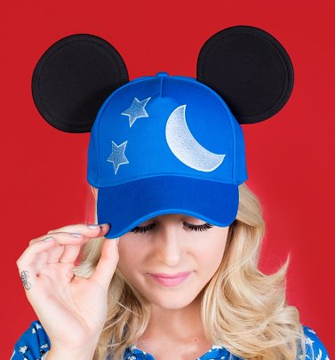 Fantasia Sorcerer Mickey Ears Baseball Cap from Cakeworthy