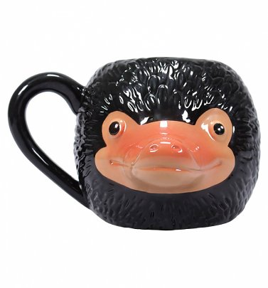 Fantastic Beasts Niffler Shaped Mug