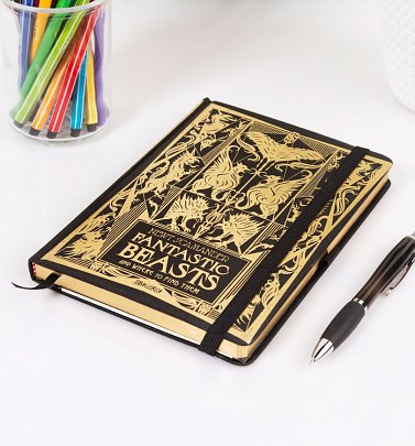 Fantastic Beasts The Crimes Of Grindelwald Premium Notebook