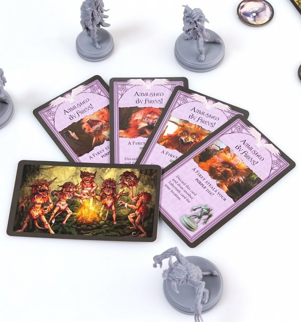 Fireys! Expansion Pack for Labyrinth The Board Game by Riverhorse