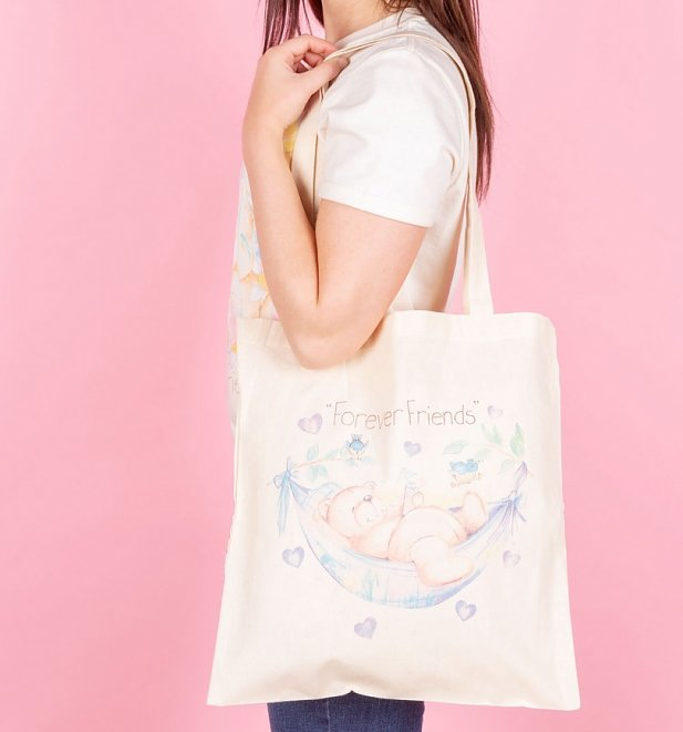 Forever Friends Bear Tote Bag