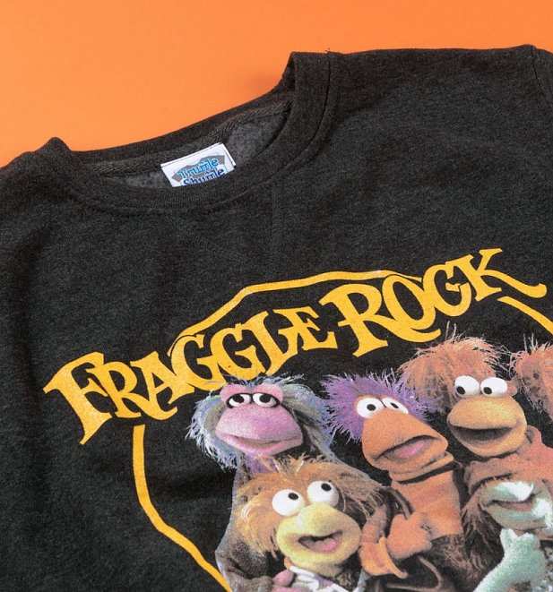 Fraggle Rock Classic Gang Sweater