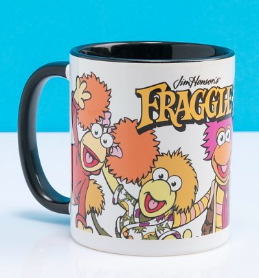 Fraggle Rock Gang Mug