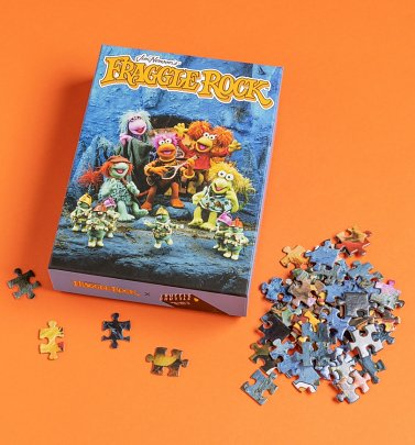 Fraggle Rock 500 Piece Jigsaw Puzzle