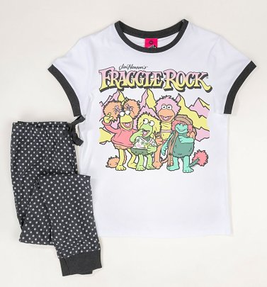 Fraggle Rock Pyjama Set