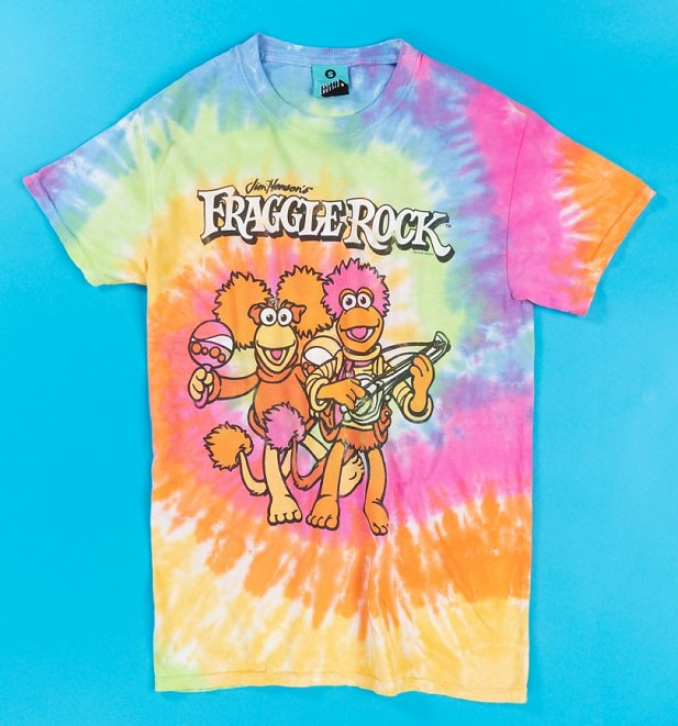 Fraggle Rock Tie Dye T-Shirt
