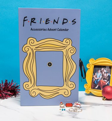 Friends Accessories Advent Calendar