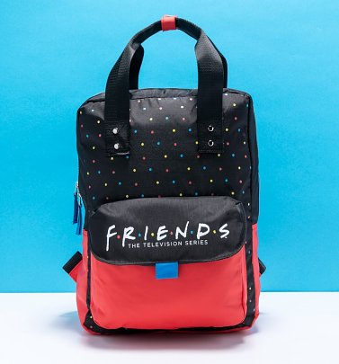 Friends Canvas Backpack