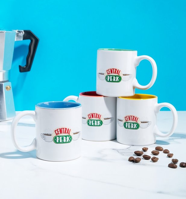Friends Central Perk Espresso Set