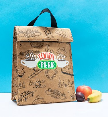 Friends Central Perk Lunch Bag
