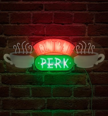 Friends Central Perk Neon Wall Light