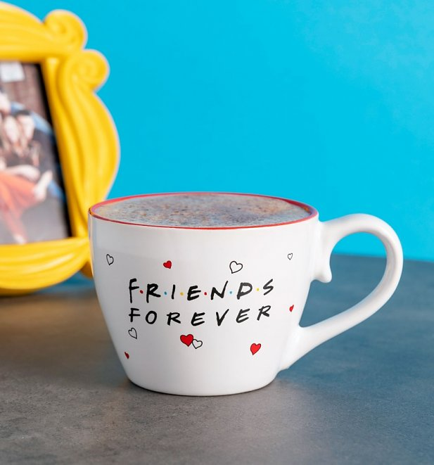 Friends Forever Coffee Cup