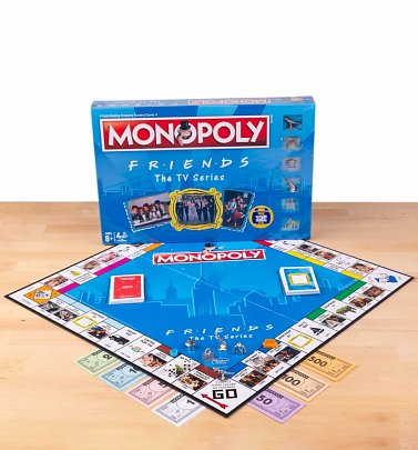 Friends Monopoly Game Set