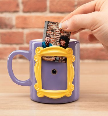Friends Picture Frame Mug