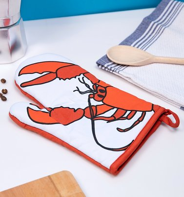 Friends You're My Lobster Oven Mitt