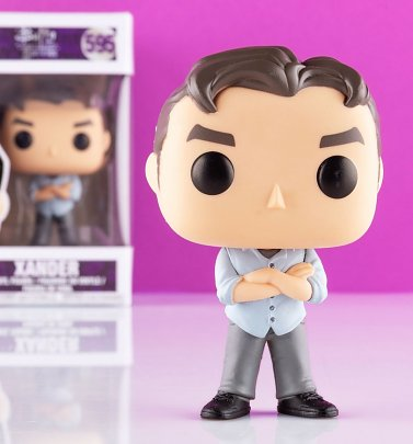 Funko Pop! Buffy The Vampire Slayer Xander Vinyl Figure
