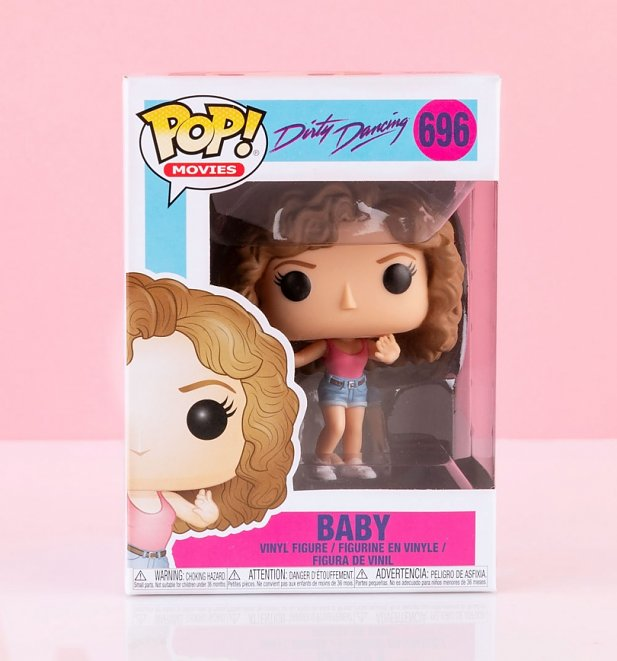 Funko Pop! Dirty Dancing Baby Vinyl Figure