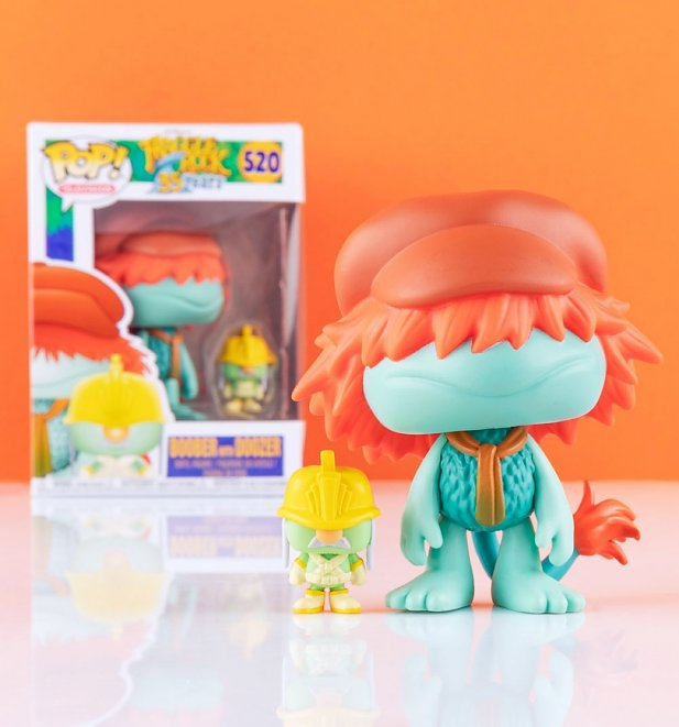 Funko Pop! Fraggle Rock Boober Vinyl Figure