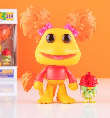 Funko Pop! Fraggle Rock Red Vinyl Figure