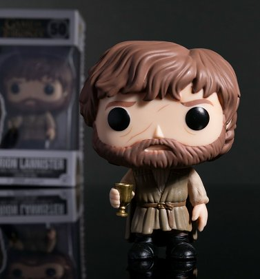 Funko Pop! Game Of Thrones Tyrion Vinyl Figure