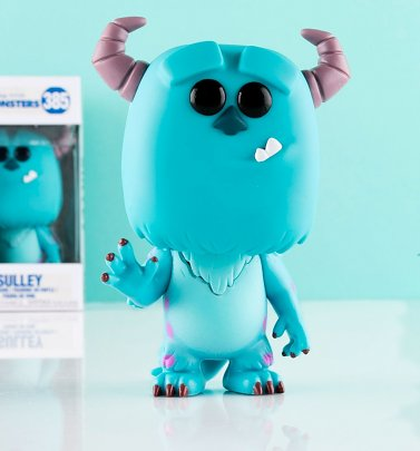 Funko Pop! Monsters Inc Sulley Vinyl Figure