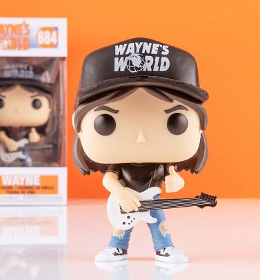 Funko Pop! Wayne's World Wayne Vinyl Figure