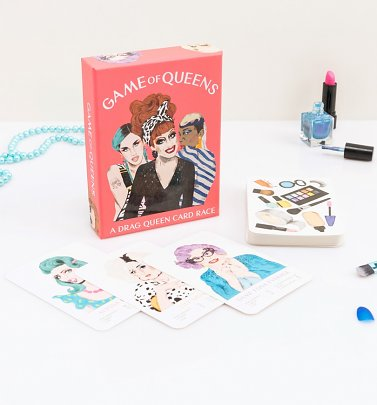 Game Of Queens: A Drag Queen Card Race